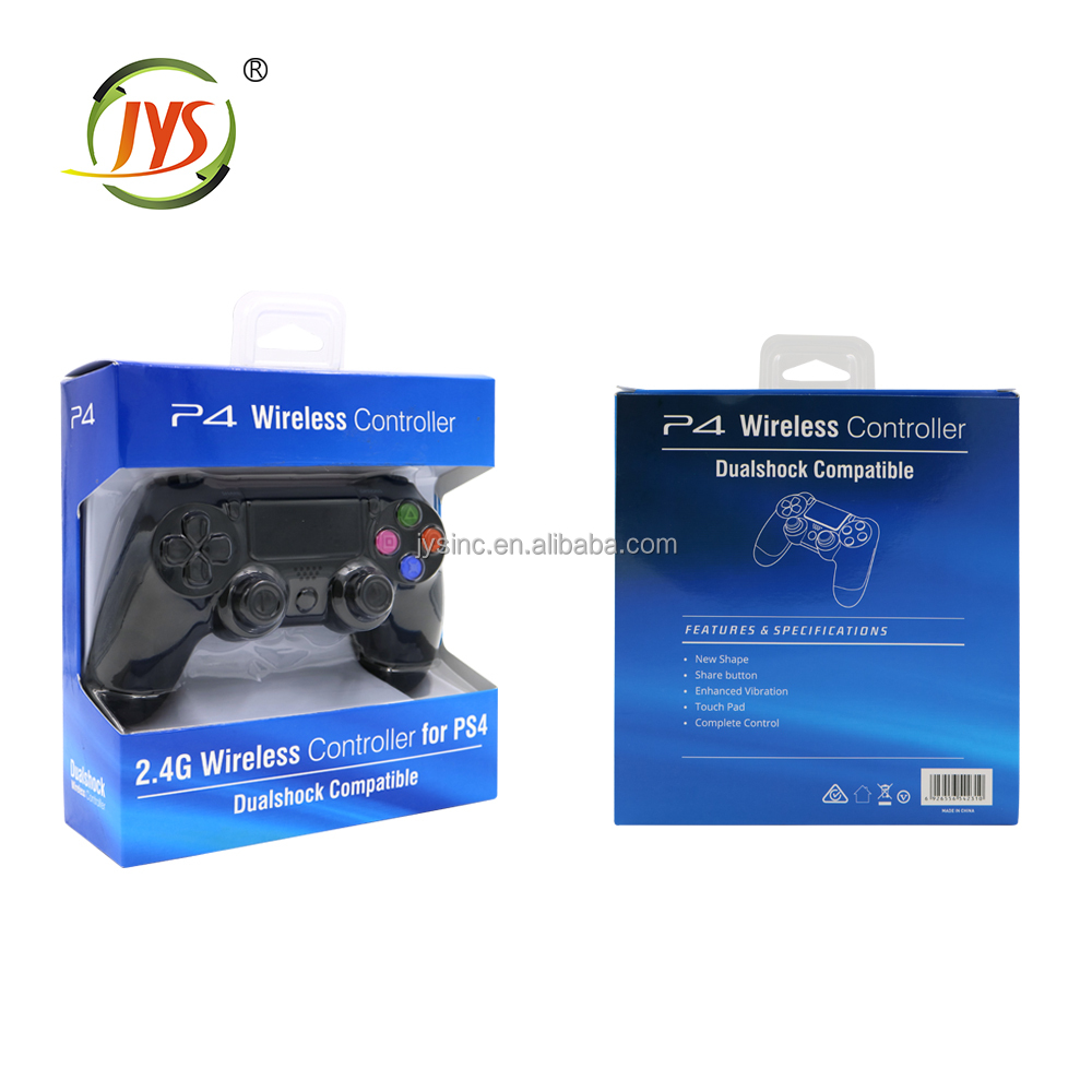 Low price PS4 2.4g wireless controller for PS4 500g