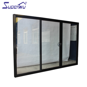 Good soundproof aluminium interior decorative sliding door