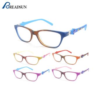 3bd18182575e new style kids fashion eyeglasses frames colorful Handmade Eye Glasses  acetate Optical Frame
