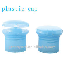 2017 newest plastic twist shampoo bottle cap
