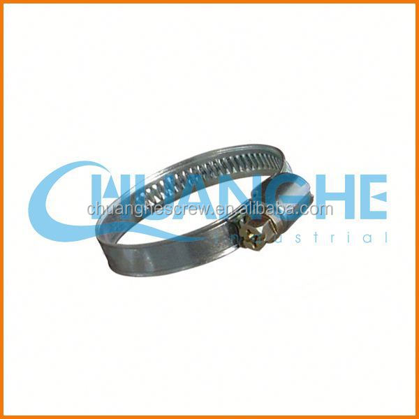 Hot sales!double wire hose clamp/hydraulic hose clam