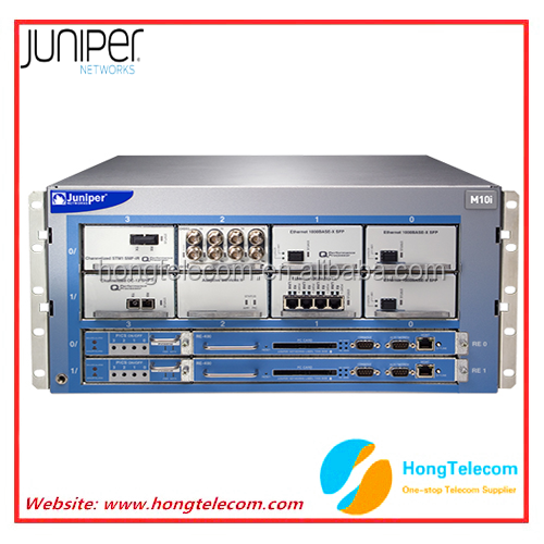 Original Juniper M10iBASE-DC Multiservice Edge Routers