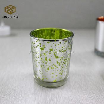 Wholesale Mercury Glass Tealight Holders Glass Candle Jar Cheap Price - Buy  Mercury Glass Tealight Holders,Wholesale Glass Candle Holder,Glass Candle