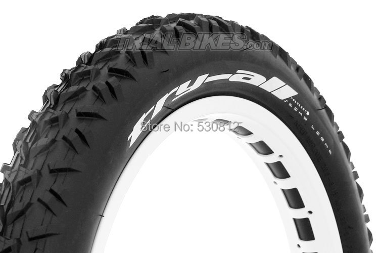 [ FREE shipping Pair ] Try All Sticky Lite Tyres for Bike Trial Tires 19'' 20'' 26'' Try-All