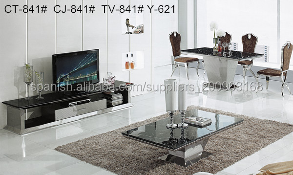 Shanghai Commercial Furniture Lounge Acrylic Sofa Side Table CJ815