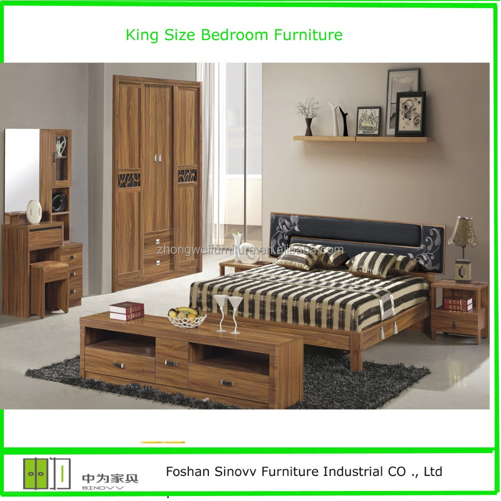 Clic Indian Style Bedroom Furniture With King Size Designs Colonial