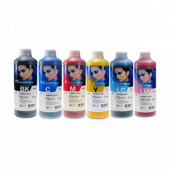 Korea original digital heat transfer inktec sublinova dye sublimation ink for T-shirt printing