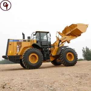 Heavy SEM wheel loader construction machinery prices in pakistan