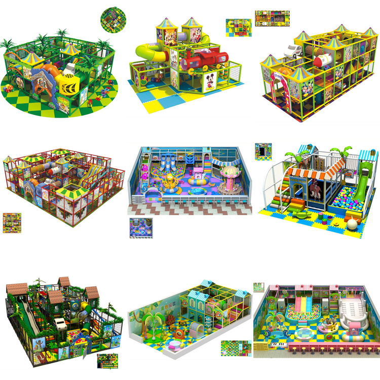 The most popular cosmic war theme hot sale kids indoor playground equipment