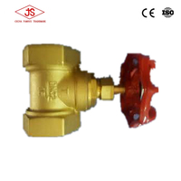 Green-GutenTop China factory PN16 brass gate valve 1/4'' to 4'' inch BSP or NPT thread connect manual power gate valve