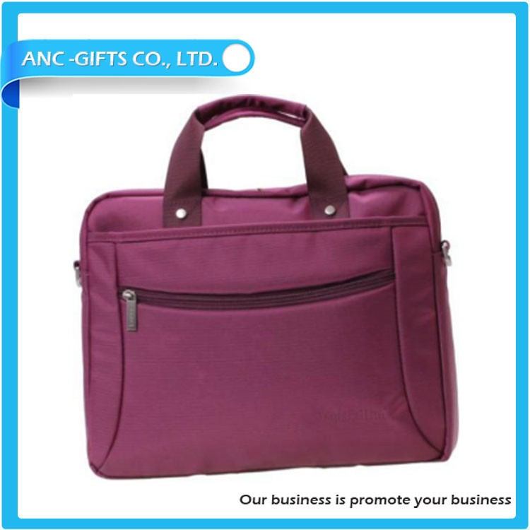 New design wholesale men notebook fancy style fashion laptop bag 15 inch