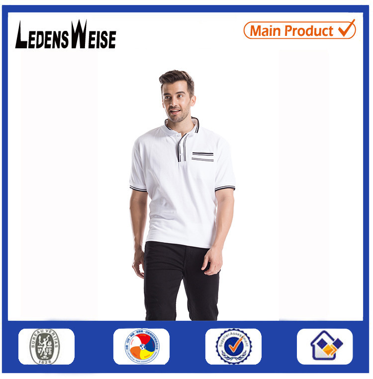 Uniform plain cheapest 100% cotton running shirt