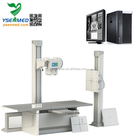 Cheap price high performance 500mAs 50kw Medical Radiography x-ray digital