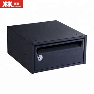 Commercial letter box mailbox for building apartment box