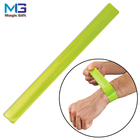 Eco-friendly 3m PVC extra long slap bracelet for leg