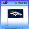 Promotion Denver Broncos car flag