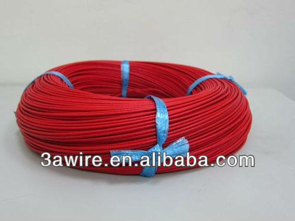 ul3122 wire silicone coated wire