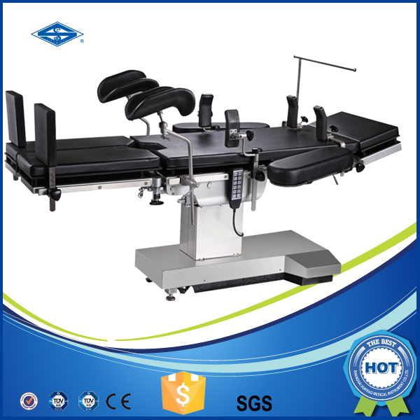 Hospital medical patient clinical examination table