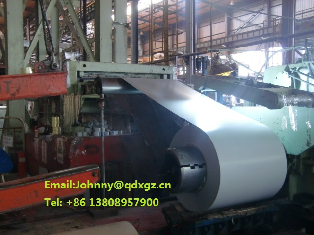hot/cold rolled steel plate steel coil made by Qingdao XGZ
