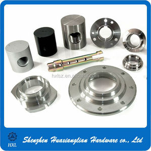 Custom Stainless steel precision cnc lathe machine turning parts spare parts