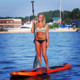 Good quality wave storm paddle board, surface paddle board, surf paddle board