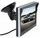 New Arrival 5 inch TFT LCD Car Rearview Monitor with 2 AV inputs