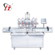 Six head filling machine, beverage mineral water juice milk olive oil shampoo,automatic liquid filler