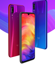 Global firmware Xiaomi <span class=keywords><strong>Redmi</strong></span> <span class=keywords><strong>Note</strong></span> <span class=keywords><strong>7</strong></span> 48MP Camera 6 GB + 64 GB 6.3 inch mobiele Telefoon met gift