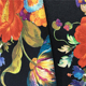 Factory Direct Fashion Pattern Custom Design Digital Printing Floral Cotton Canvas Woven Fabric