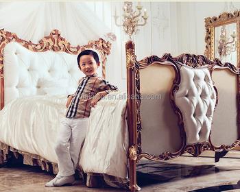 Kids Furniture Antique Children/Kids Bedroom Furniture Set, Luxury Royal  Kids Bed Furniture