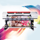 2017 hot sale dx7 head flex banner China cheap 6 feet roland eco solvent printer price for flex banner, vinyl, pvc, mesh