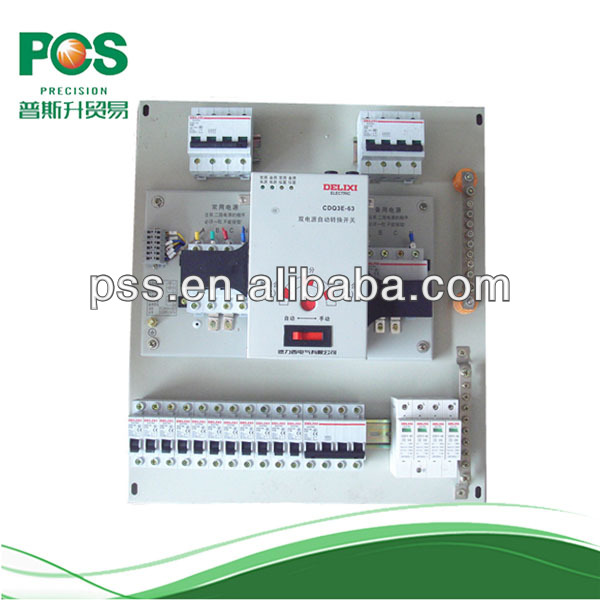 CDQ3 Integration Design Automatic Transfer Electric Switch