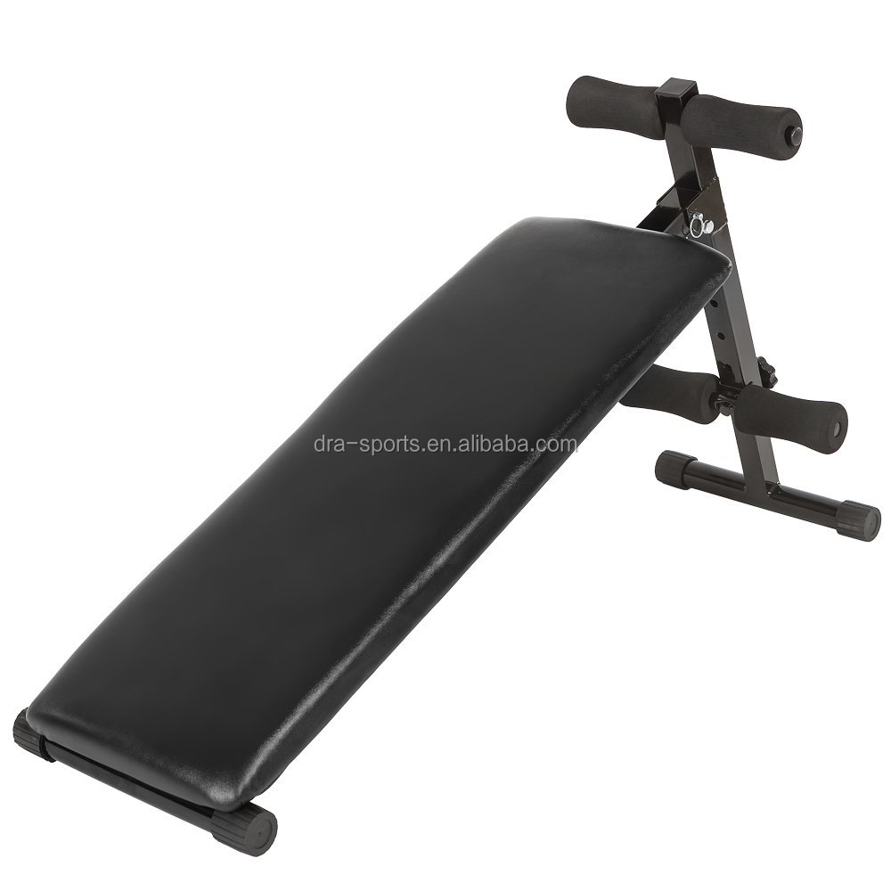 Sit Up Ab Bench For Stomach/ab/abs Workout Sub18 Folding Situp ...