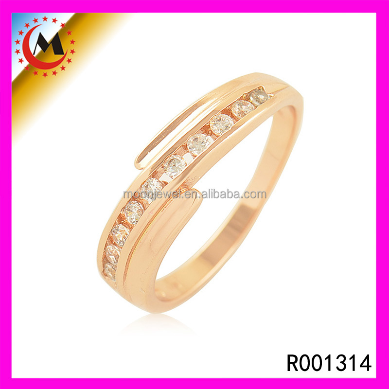 FASHION JEWELRY TREND ALLY EXPRESS FASHION JEWELRY 14 KARAT GOLD RING