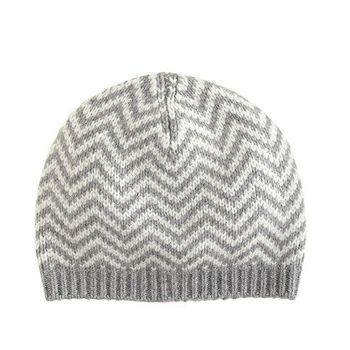 158bcb148ec Newest Design Chevron Crochet Baby Hats Chevron Knit Hat - Buy ...