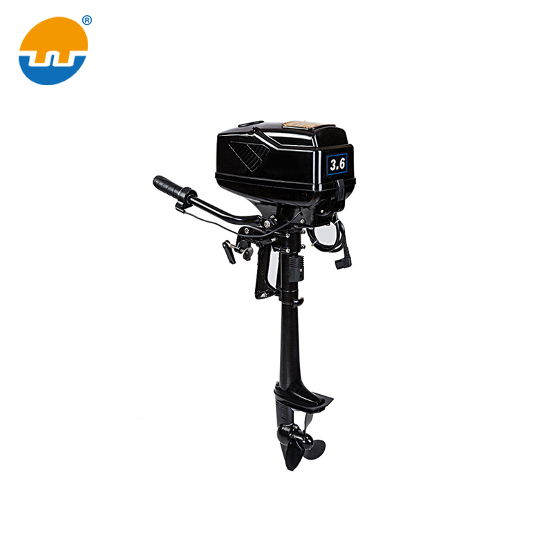 Outboard Motor Electric Start Long Shaft