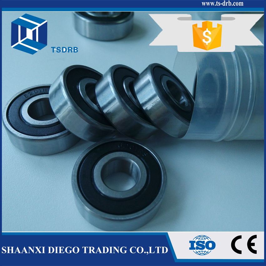 Long Life 6201 6202 6203 6204 6205 6206 6207 C3 Deep Groova Ball Bearings (ZN/2RS/ZZ/Z/Open)