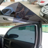Car window static cling vinyl film, window film for scratch protection car window film
