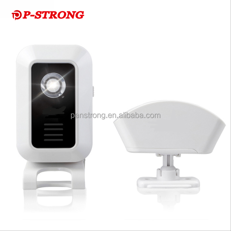 Smart Home Product Best Ding Dong Door Bell Parts Long Range With Loud Voice