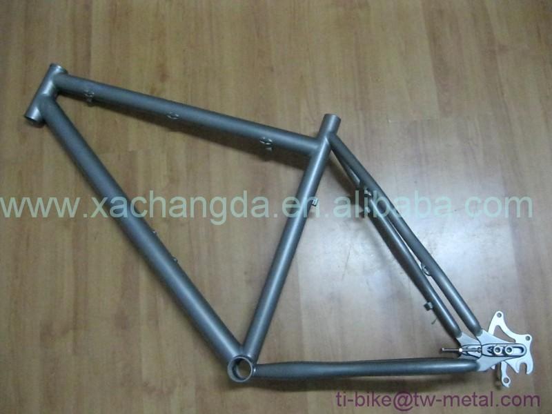 Xacd Barato Y Todo Garantía Titanio Bicicleta De Montaña Marco 29er ...