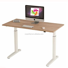Inexpensive Office Electric Auto Motorized Computer Standing Sitting Height Adjustable Desk/desktop/Workstation