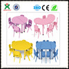 kids chair plastic table for kids kid bedroom furniture cable desk for children adjustable chair QX-KF09