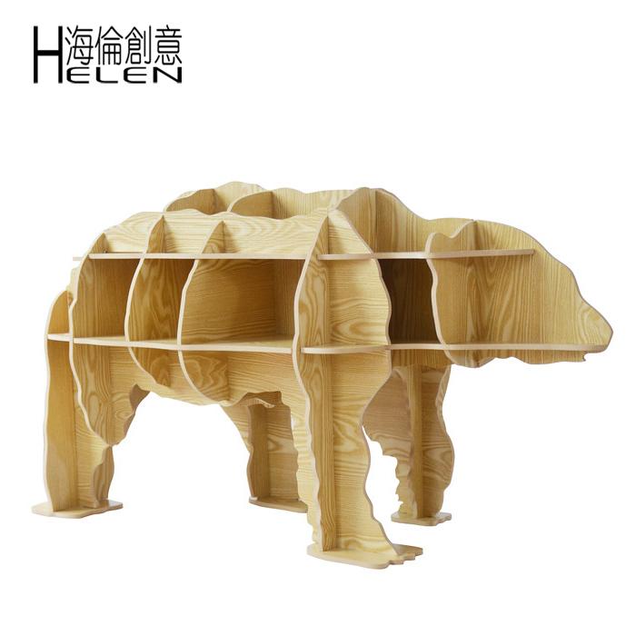 Polar Bear Polar Bear Coffee Table A Few Side Racks