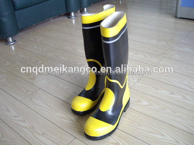fire fighter boots