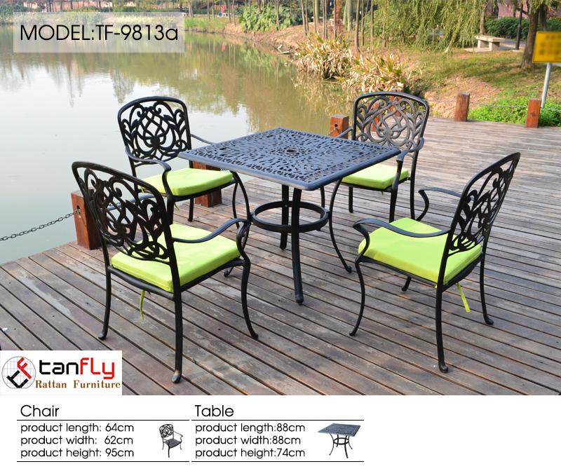 Cast Aluminum Rust Resistant Patio Furniture Buy Used