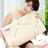 Memory Foam Bamboo Bed Rest Pillow memory foam wedge pillow