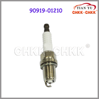 Spark plug 90919-01210 Ignition plug for TOYOTA COROLLA, FIELDER