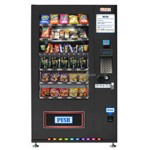 Alibaba express condom/drink vending machine and snack food