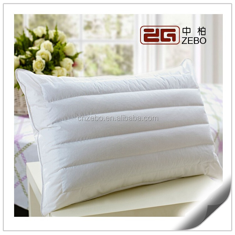 100% Cotton Fabric Filling Microfiber With Buckwheat Pillow Lavender Pillow