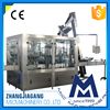 MIC-18-18-6 CE standard 3000-4000bph at 500ml Monoblock automatic glass bottle soy sauce filling machine